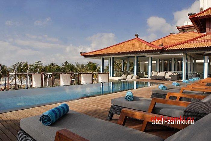 Grand Nikko Bali 5* (Индонезия, Бали о., Нуса Дуа)