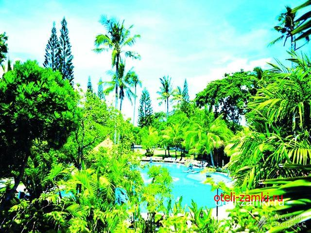Bali Tropik Resort & Spa 4* (Индонезия, Бали о., Нуса Дуа)