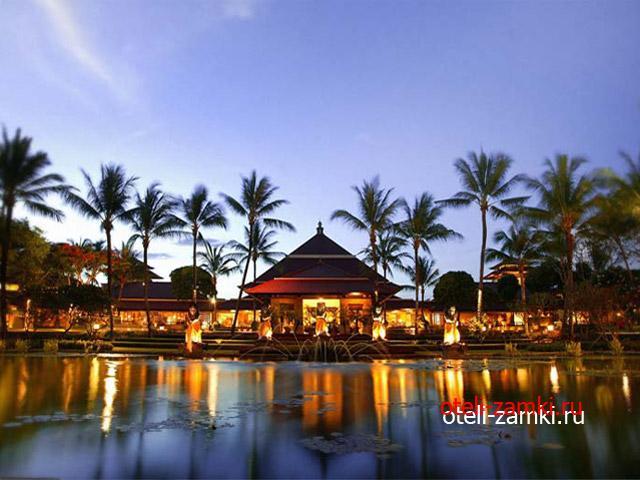 InterContinental Bali Resort 5* (Индонезия, Бали о., Джимбаран)