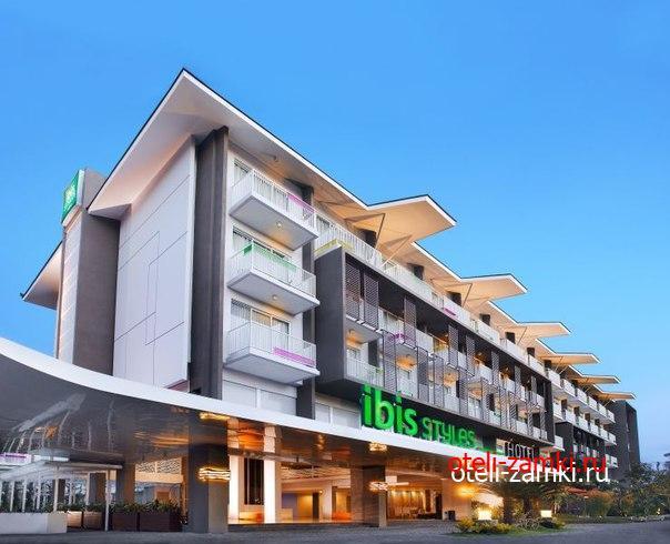 Ibis Styles Bali Benoa 3* (Индонезия, Бали о.)