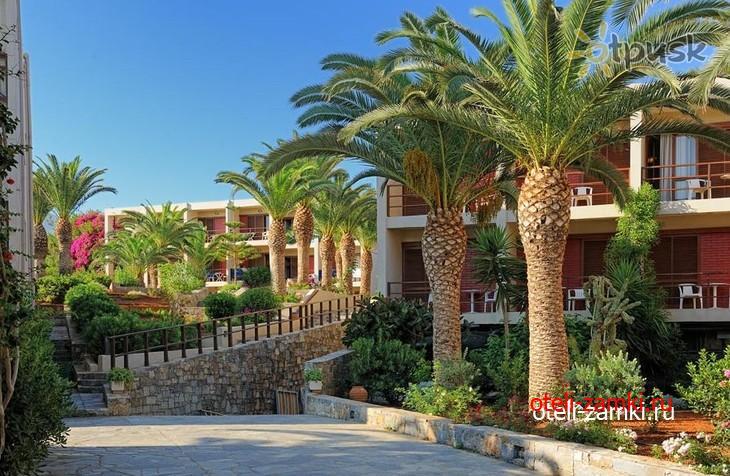 Dessole Malia Beach 4* (Греция, Крит о., Малья/Сталида)