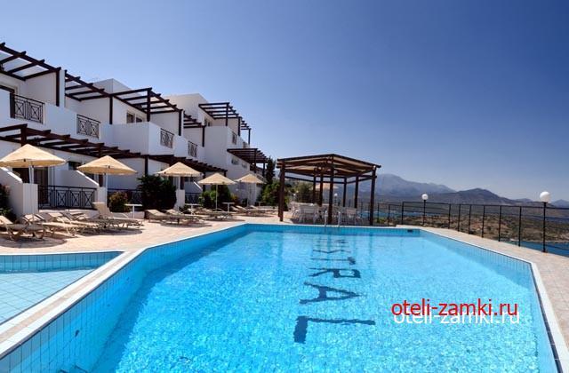 Mistral Mare Hotel 4* (Греция, Крит о., Агиос Николаос)