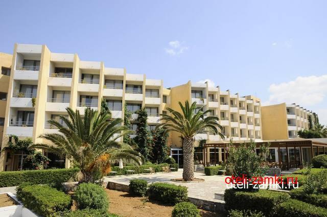 Dessole Dolphin Bay Resort 4* (Аммудара, Ираклион, Греция)