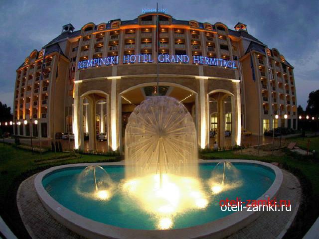 Hotel Melia Grand Hermitage 5* (Болгария, Золотые пески)