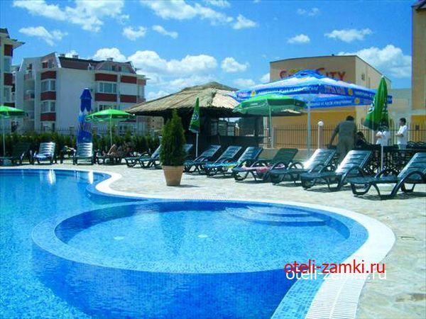Lion Sunny Beach 4* (Sunny Beach, Болгария)