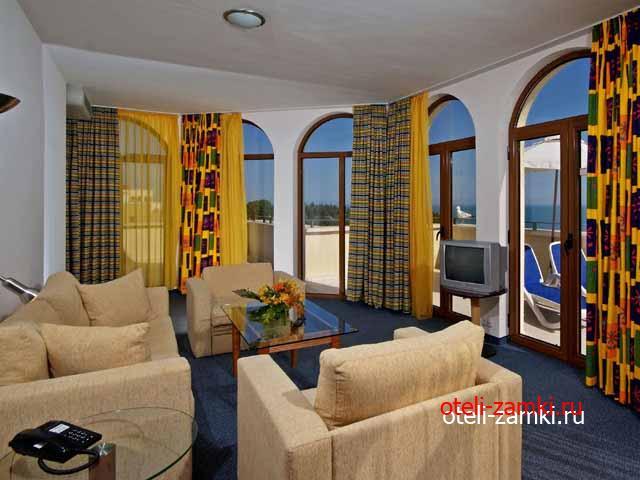 SOL Hotel Nessebar Mare 4* (Болгария, Несебр)