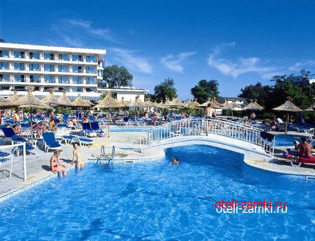 DIT Evrika Beach Club Hotel 4* (Болгария, Солнечный берег)