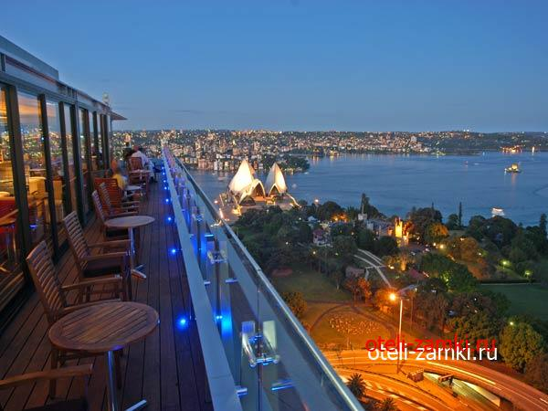 InterContinental Sydney 5* (Австралия, Сидней)