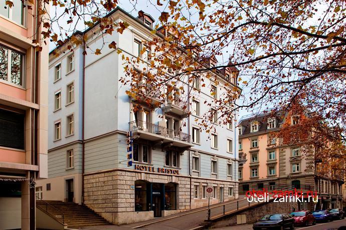 Bristol Zurich 3* (Цюрих, Швейцария)