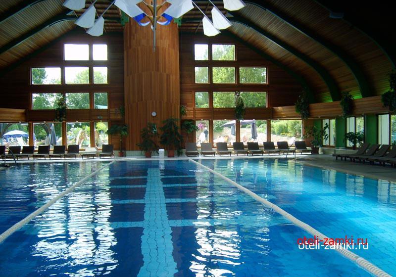 NaturMed Hotel Carbona 4* (Хевиз, Венгрия)