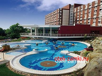 Danubius Health Spa Resort Heviz 4* (Хевиз, Венгрия)