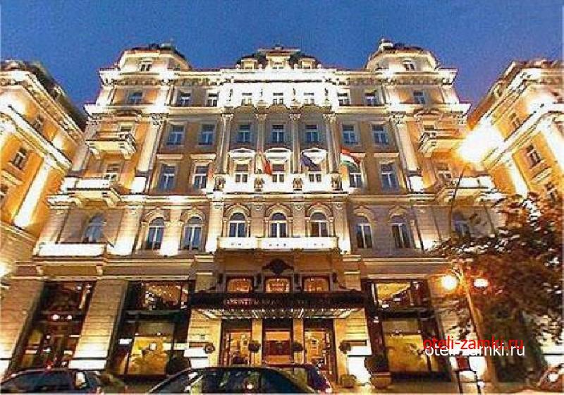 Corinthia Hotel Budapest 5* (Будапешт, Венгрия)