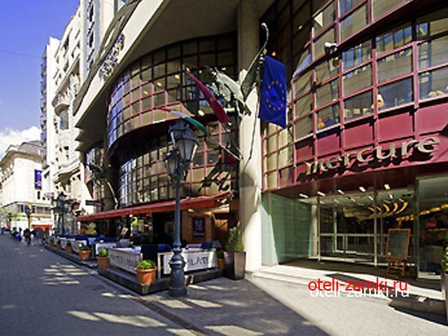 Mercure Budapest City Center 4* (Будапешт, Венгрия)