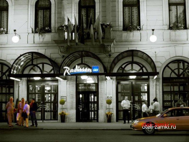 Radisson Blu Beke Hotel 4* (Будапешт, Венгрия)