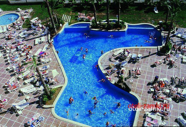 Dorada Palace 4* (Салоу, Испания)
