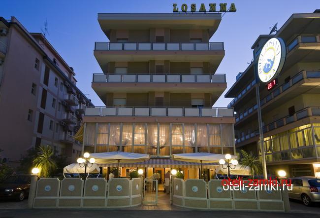 Losanna 3* (Римини, Италия)