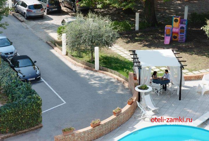 Villa Adriatica 4* (Римини, Италия)