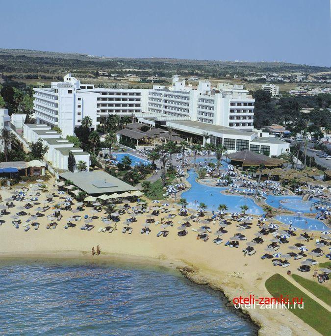 Adams Beach 5* (Айя-Напа, Кипр)