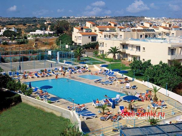 EuroNapa 3* (Кипр, Айя-Напа)