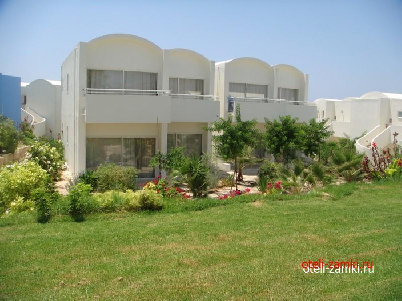 Theo Sunset Bay Holiday Village 4* (Кипр, Пафос, Киссонерга)