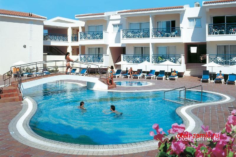Cynthiana Beach 3* (Кипр, Пафос, Корал Бэй)