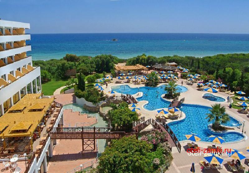 Melissi Beach 4* (Кипр, Айя-Напа)