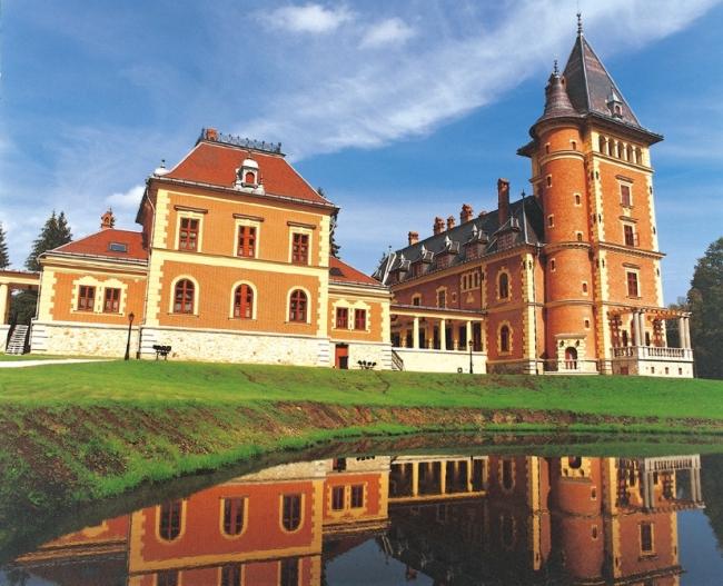 Замок Шашвар (Kastely Sasvar)
