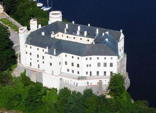 Замок Орлик (Orlik nad Vltavou)