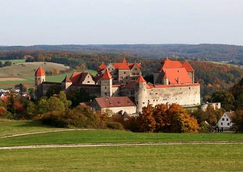 Харбург в Баварии