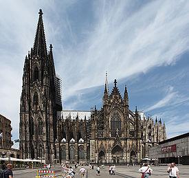 Кёльнский собор в Германии