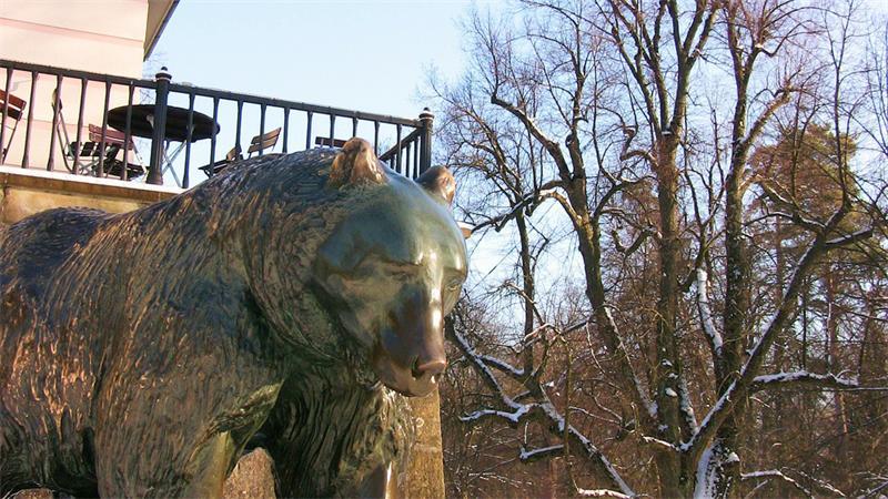 Медвежий замок в Штутгарте