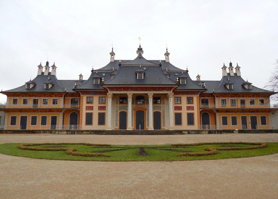 Дрезденский Замок Пильниц