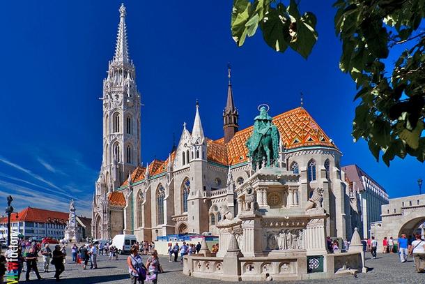 Церковь Матьяша в Будапеште, Венгрия