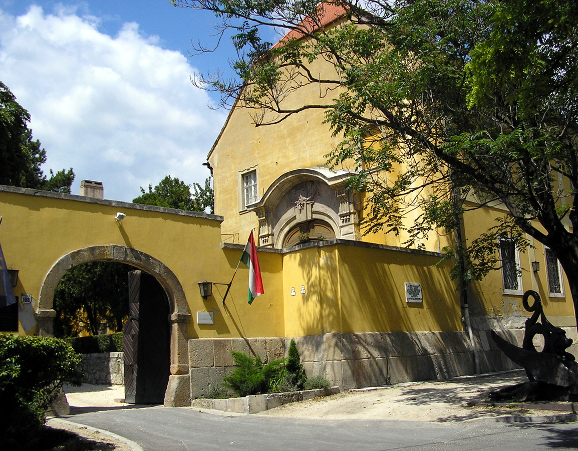 Будапештский Музей Кишцелли (Kiscelli Múzeum) в Будапеште