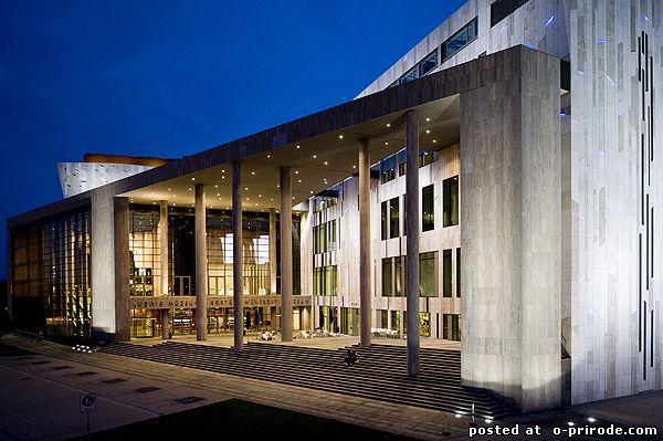 Венгерский Музей Людвига в Будапеште
