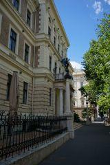Этнографический музей (Néprajzi Múzeum) в Будапеште