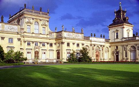 Вилянувский дворец