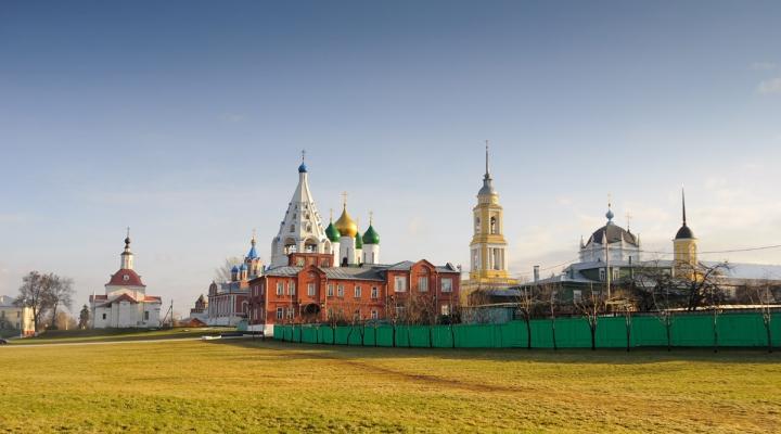 Крепость Копорье в России