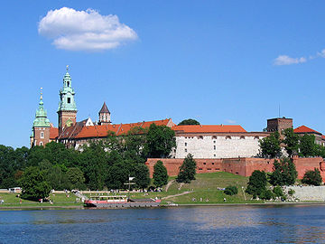 Королевский замок в Кракове