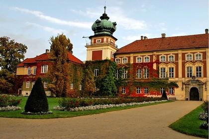 Замок Любомирских в Ланьцуте
