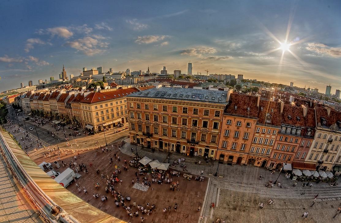 Старе Място в Варшаве