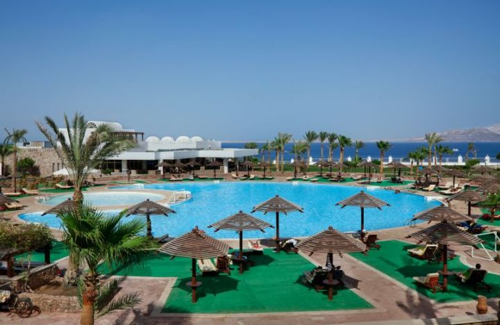 Отель CORAL BEACH EL MONTAZAH RESORT