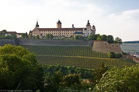 Крепость Мариенберг в Вюрцбурге (Германия)