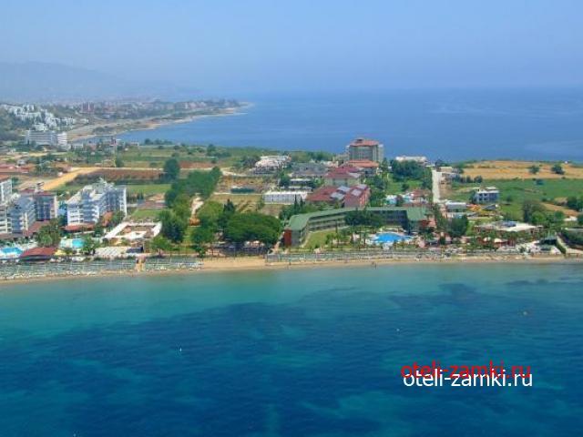 Lonicera World Hotels 4* (Турция, Аланья, Инджекум)