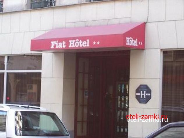 Fiat 2* (Париж, Франция)