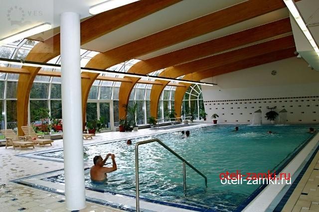 Spa Resort Sanssouci 4* (Чехия, Карловы Вары)
