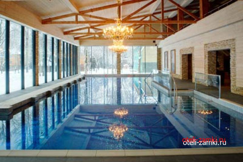 Пансионат в подмосковье с бассейном на выходные