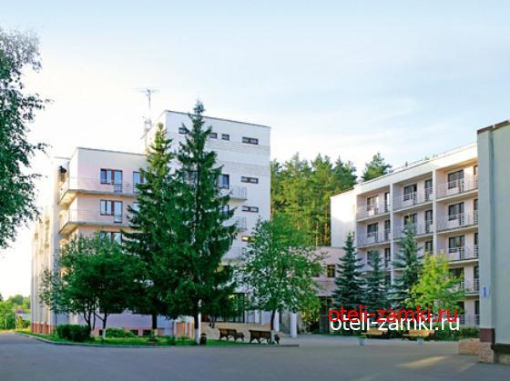 Парк-отель Ярославль 3* (Россия, Ярославль)