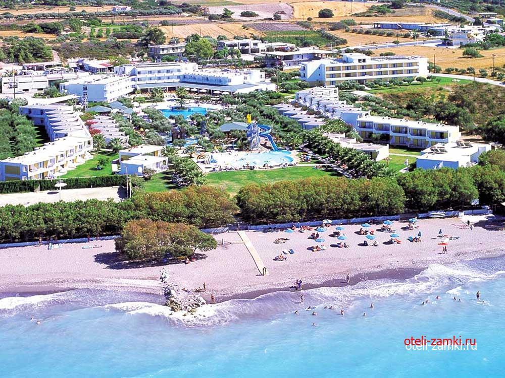 Alex Beach Hotel 4* (Абхазия, Гагра)