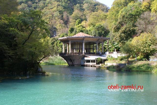 Водопад (Абхазия, Новый Афон)